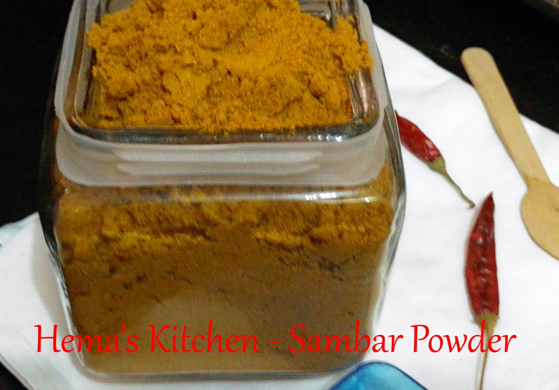 sambar-powder