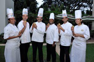 Chefs with Zespri Sun Gold