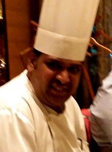 Chef Shabri