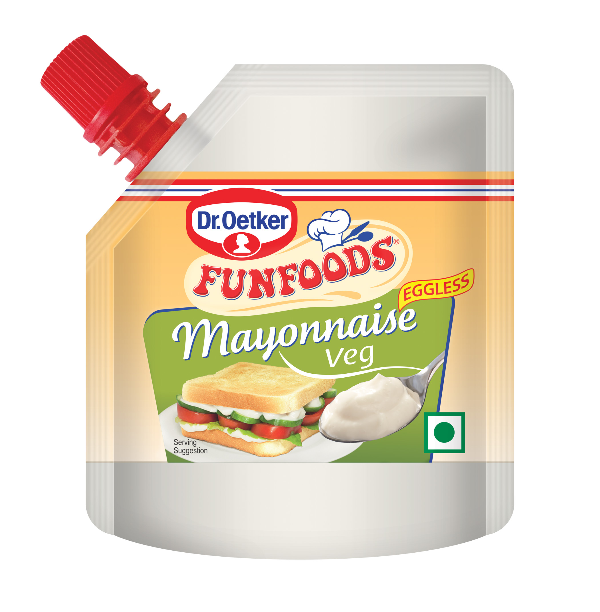 Funfoods Adds A Fun 100gm Standing Pouch To Its Veg Mayo Family Stading Pouce Hemas Kitchen