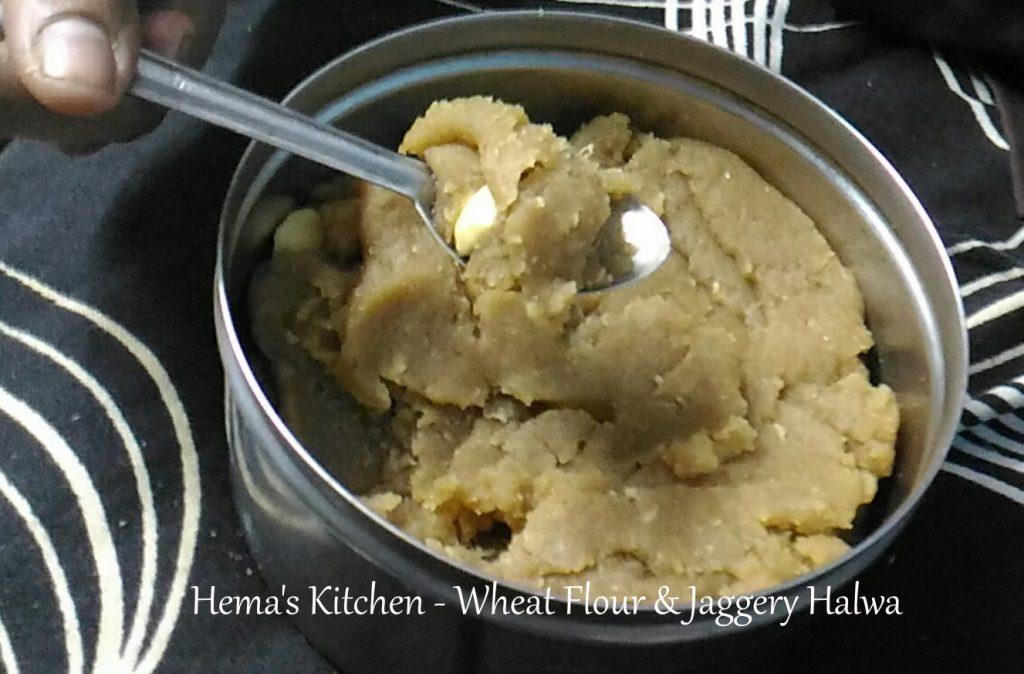 Wheat Flour Halwa