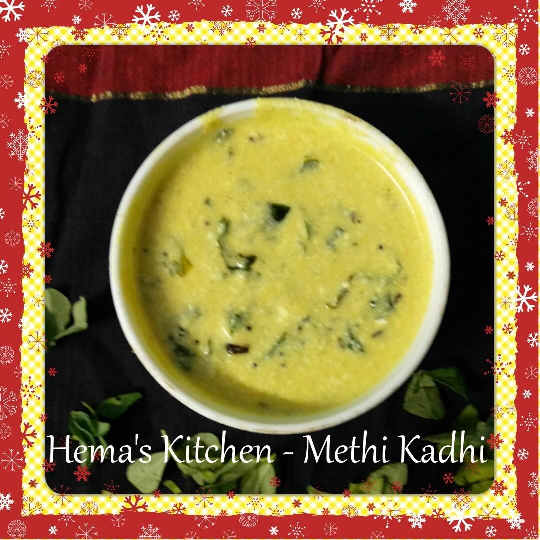 Methi Kadhi