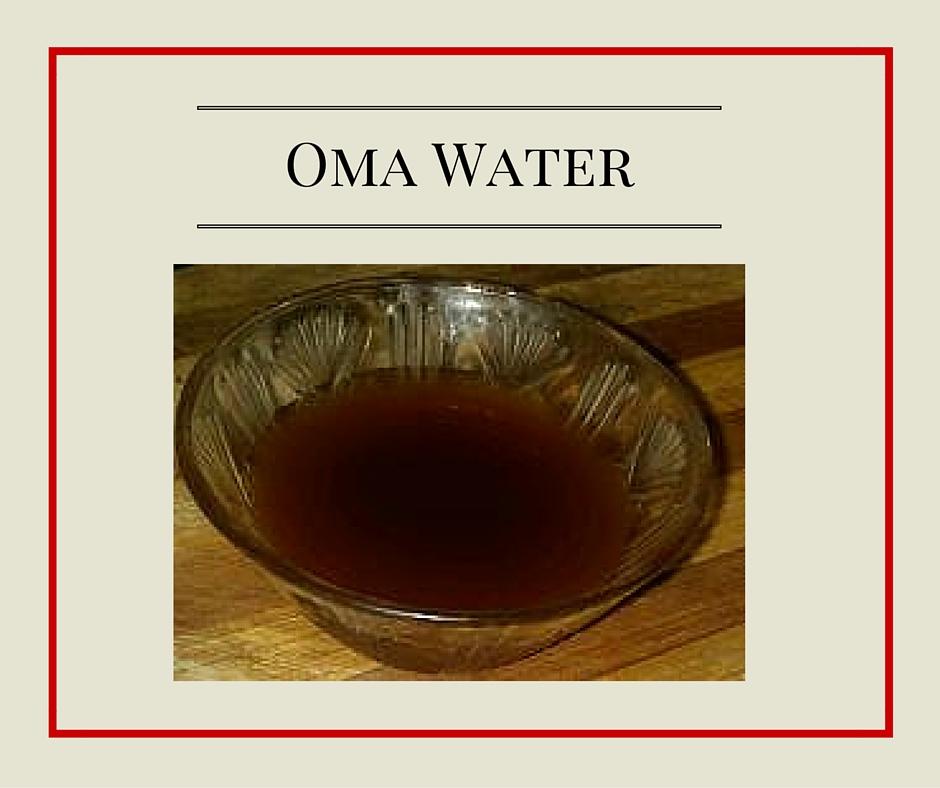 Oma Water