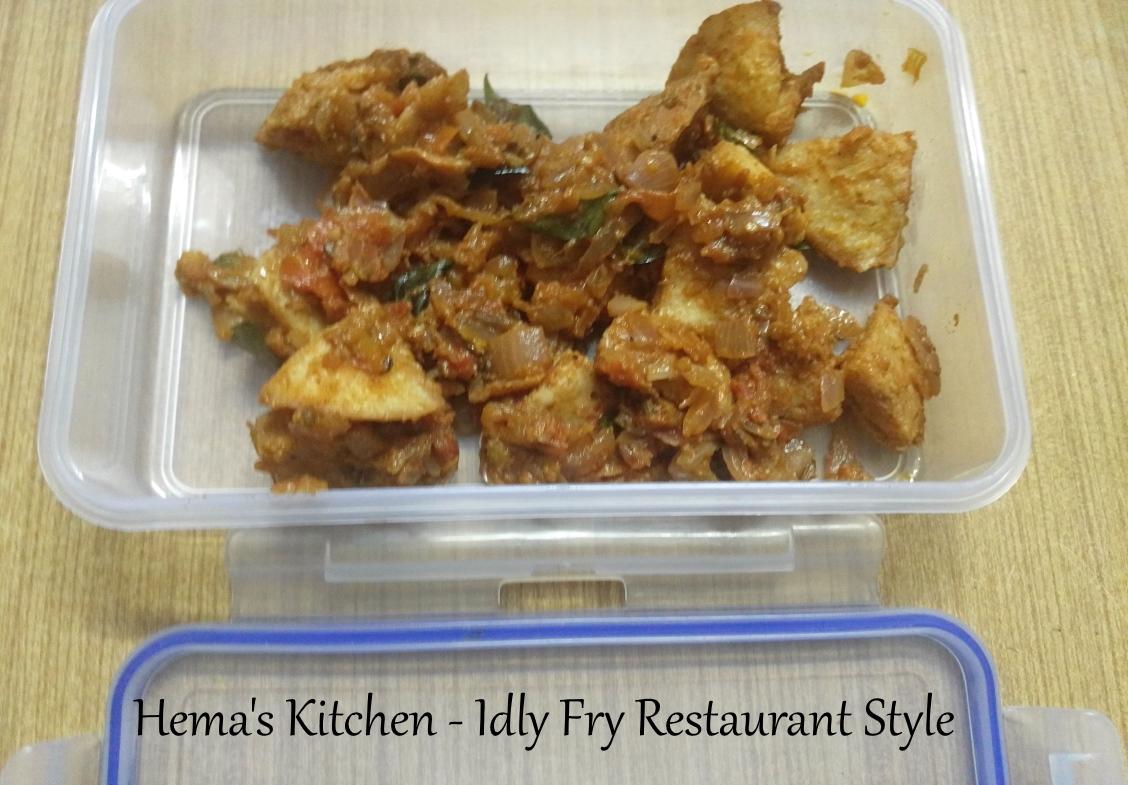 Idly Fry Restaurant1