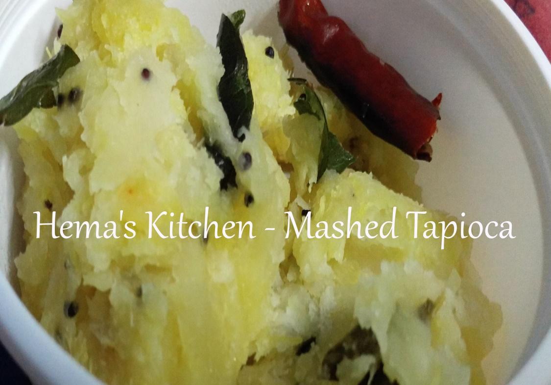 Mashed Tapioca