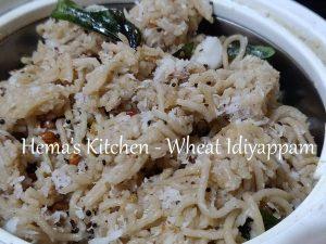 Wheat Idiyappam