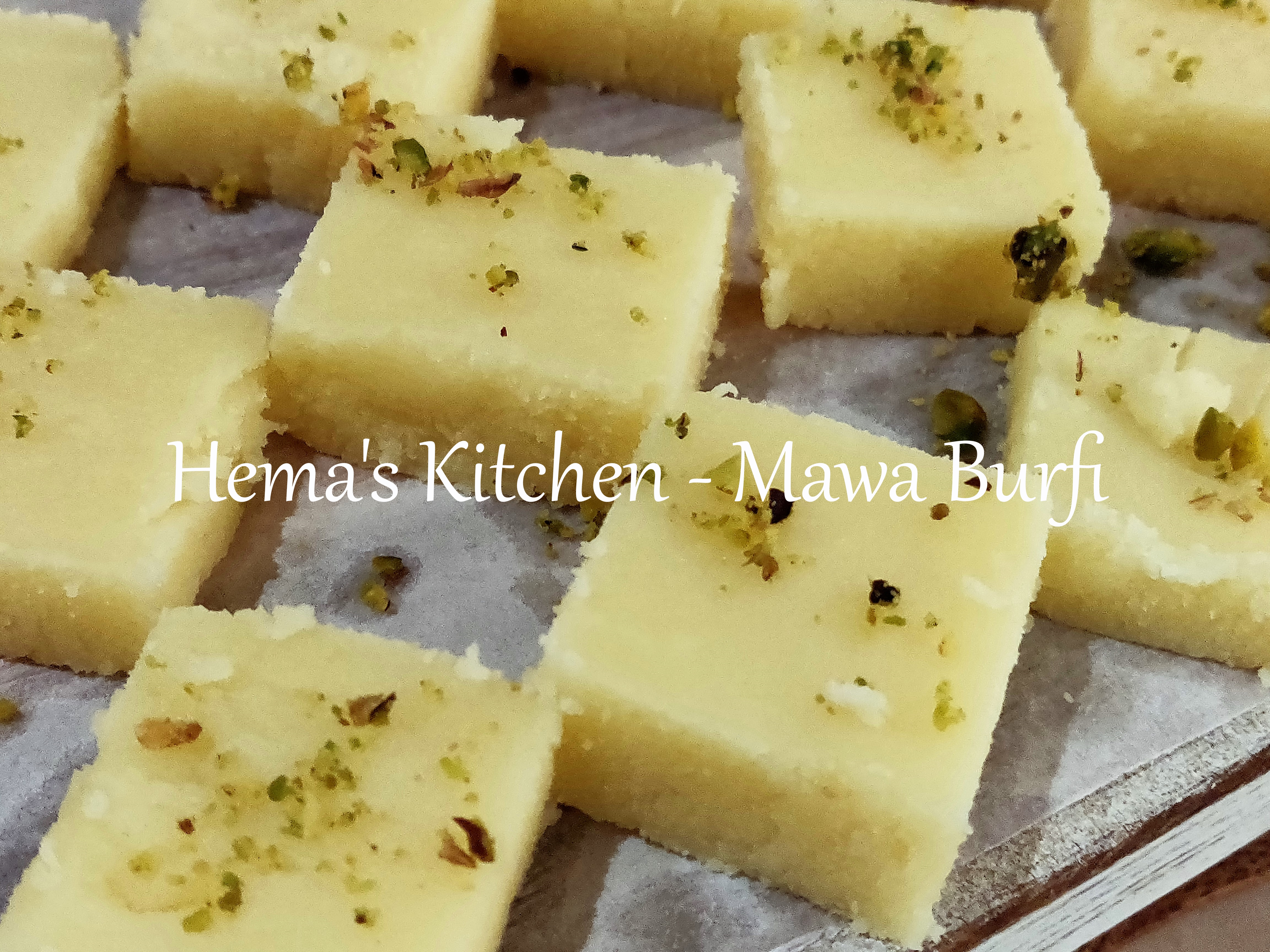 Hema S Kitchen Menu
