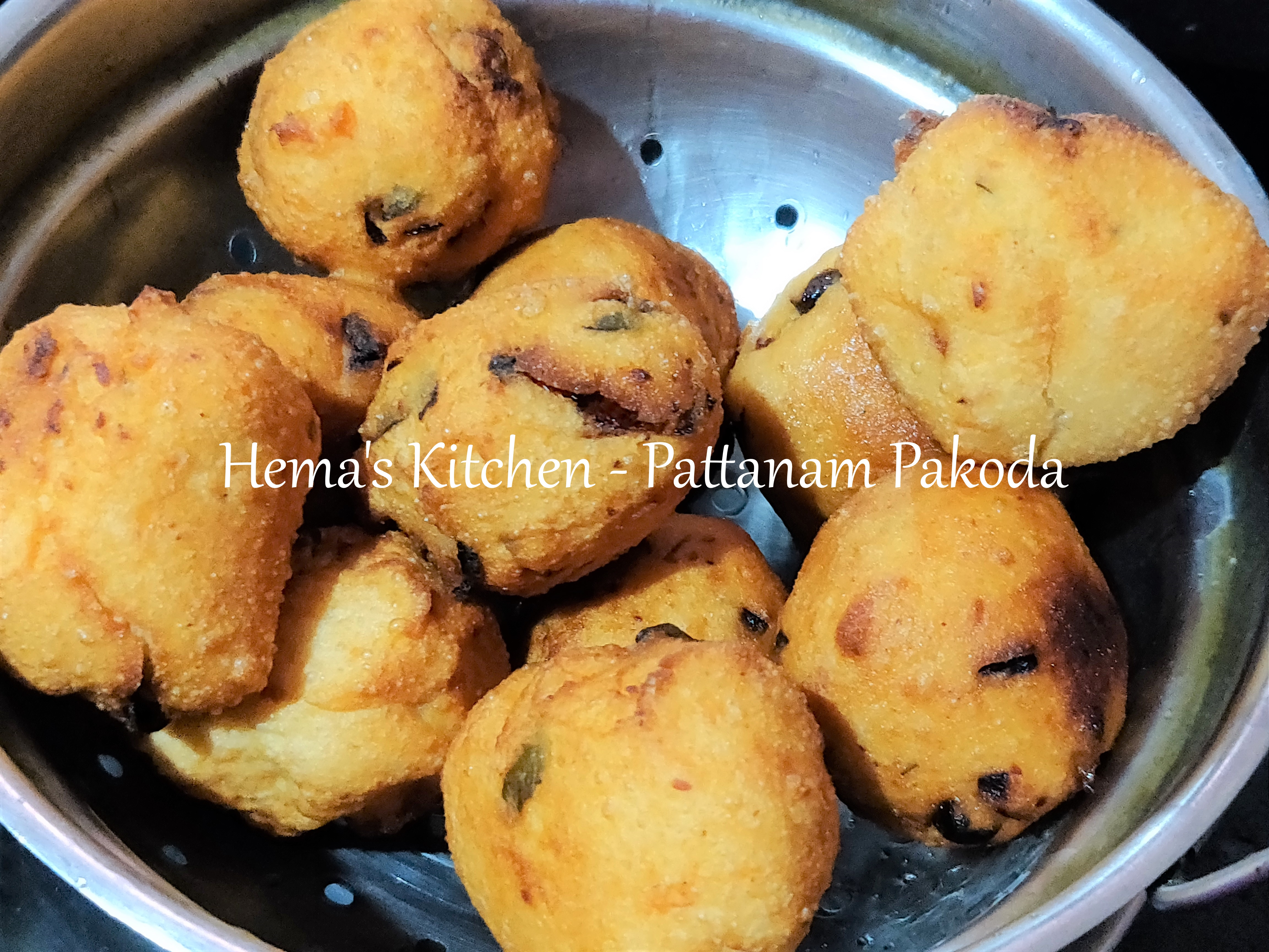 Pattanam Pakoda