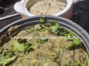 Chidambaram Brinjal Kothsu