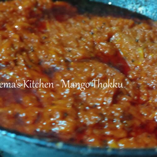 Mango Thokku